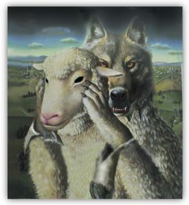 wolf unmasked